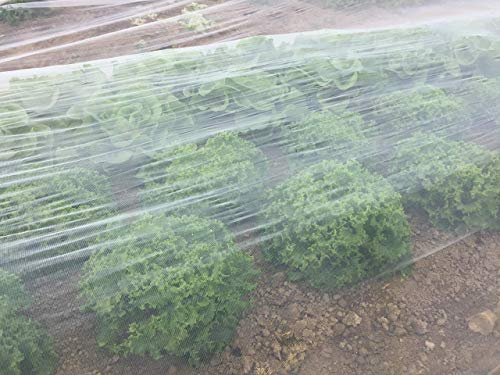 COITEK Garden Netting, Soft Garden Netting for Plant Vegetable (3 m x 4 m)