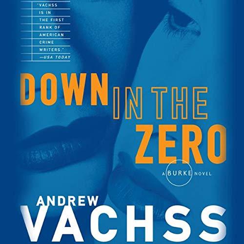 Down in the Zero audiobook cover art