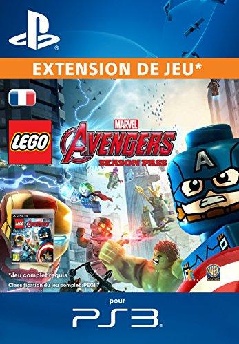 Passe de saison LEGO Marvel's Avengers [Extension De Jeu] [Code Jeu PSN PS3 - Compte français]
