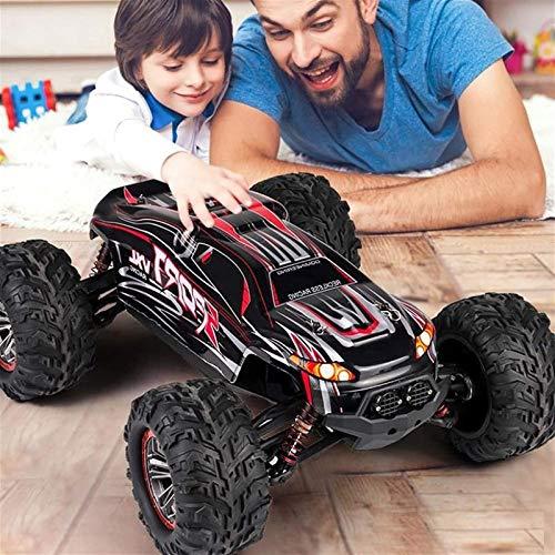 Darenbp RC Cars 2.4GHZ Off-Road Truck Control Remoto Control 1:18 Escala de Carreras eléctricas Coche RC Seguimiento Monster Truck Coche de Alta Velocidad RC Fast Drift Car para Niños y Adultos Niños