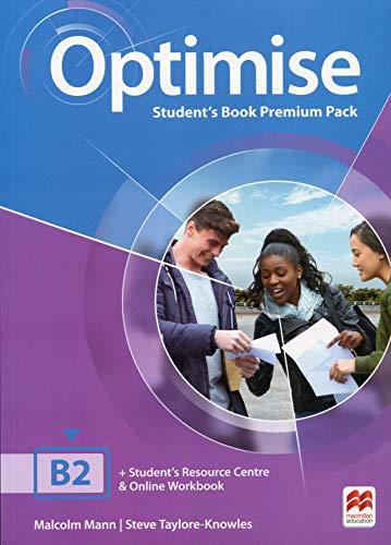 Optimise Student's Book Premium Pack B2