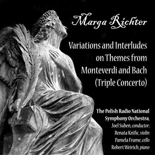 Polish Radio National Symphony Orchestra, Joel Suben, Renata Knific, Pamela Frame & Robert Weirich