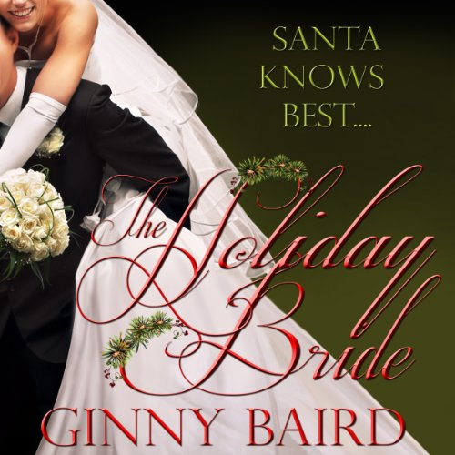 The Holiday Bride audiobook cover art