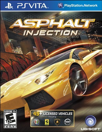 Asphalt: Injection - PlayStation Vita