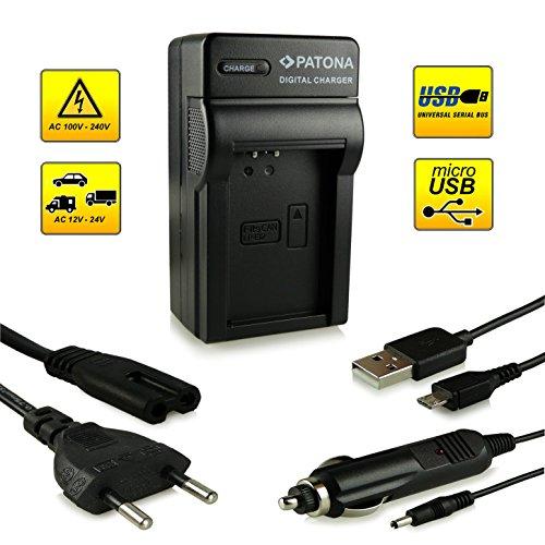 ¡Novedad! – El primero cargador de batería con conexión micro USB · adecuado para la...
