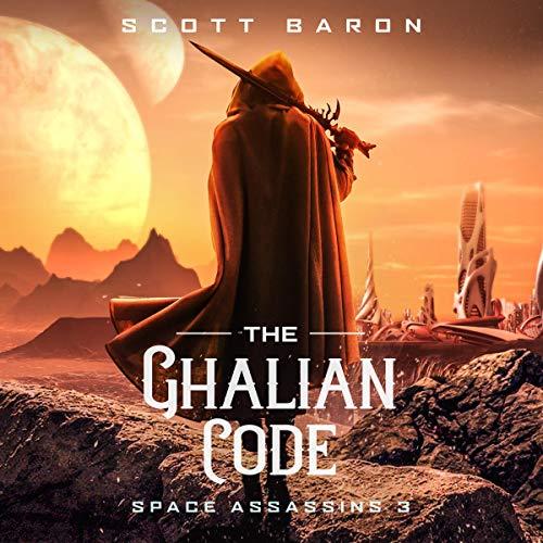 The Ghalian Code Audiobook By Scott Baron cover art