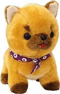 "Chinese New Year Decoration - Decoration Plush Puppy Stuffed Animal 11"" Tall - H"
