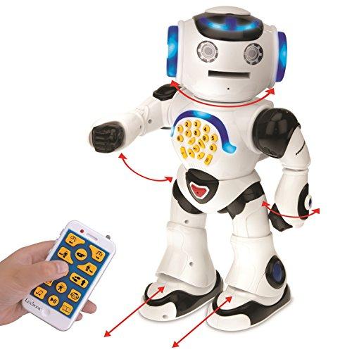 LEXIBOOK Powerman - Robot éducatif...