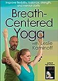 Breath-Centered Yoga With Leslie Kaminoff [Reino Unido] [DVD]