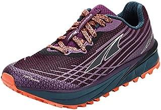 ALTRA Women's AL0A4QTP TIMP 2 Trail Running Shoe, Plum/Coral - 10.5 M US