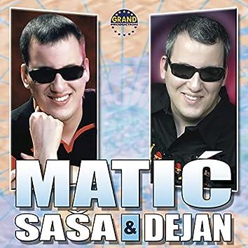 Saša i Dejan Matić
