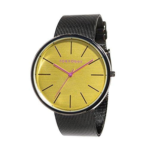 Tokyobay Jet Watch, Mustard