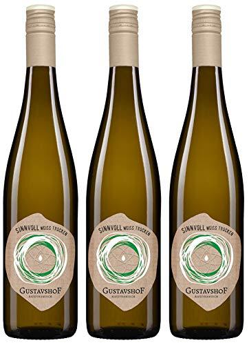 Weingut Gustavshof: 3 Flaschen