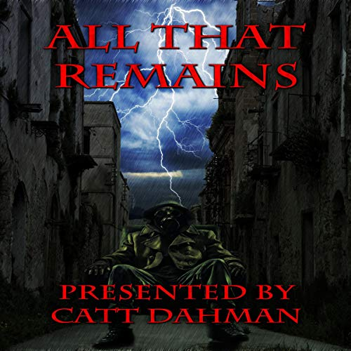 All That Remains audiobook cover art