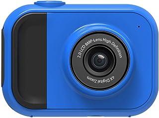 Cámara Digital para Niños Cámara de Regalo Juguetes Mini SLR Digital Video Camcorder 5 Colores con 8 Millones de píxeles for la Edad de 7-14 años Niños Regalo de Cumpleaños para Niño