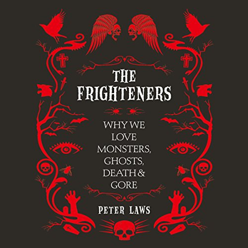 The Frighteners audiobook cover art
