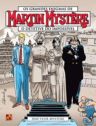 Martin Mystère - volume 23: Docteur Mystère