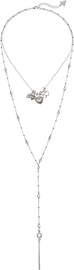 Dainty Charms Necklace and Y Station Duo
