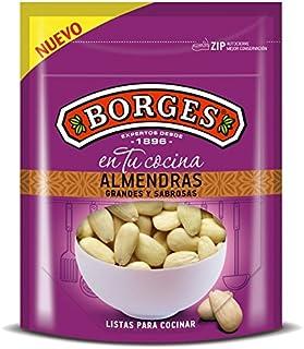 Borges, Gepelde rauwe amandelen, Uit assortiment 'En tu cocina', 150 g