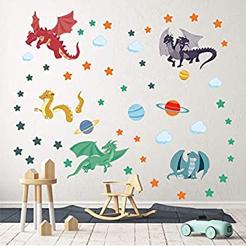 Best dragons decals Reviews