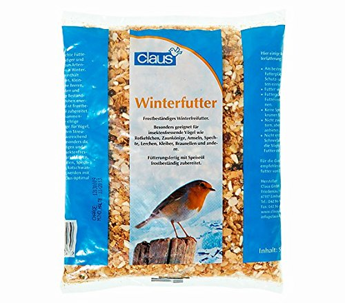 Claus Winterfreifutter 500 g