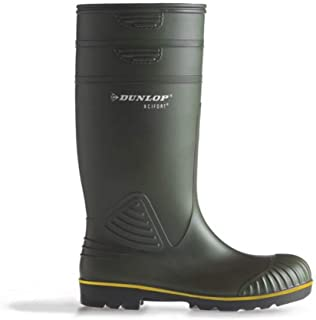 Dunlop Mens Acifort Heavy Duty Wellies