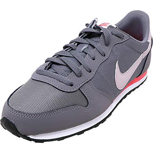 Nike Women's Fashion Casual Sneaker (9 M US, Gunsmoke/Particle Rose)