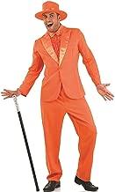fun shack Mens 90s Comedy Movie Costumes Blue & Orange Suits