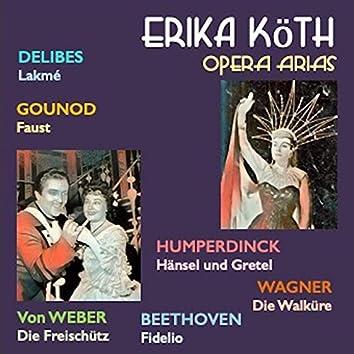Erika Köth · Opera Arias