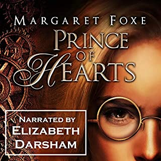Prince of Hearts audiobook cover art
