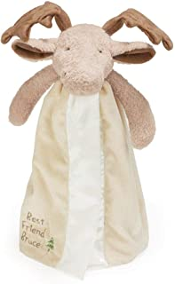 Bunnies By The Bay Bruce The Moose Buddy Blanket