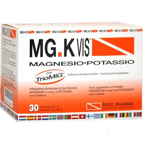 MGK Vis 30 bustine Arancio
