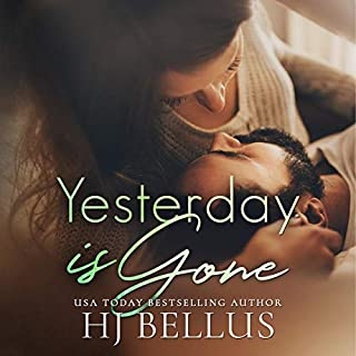 Yesterday Is Gone  audiobook cover art