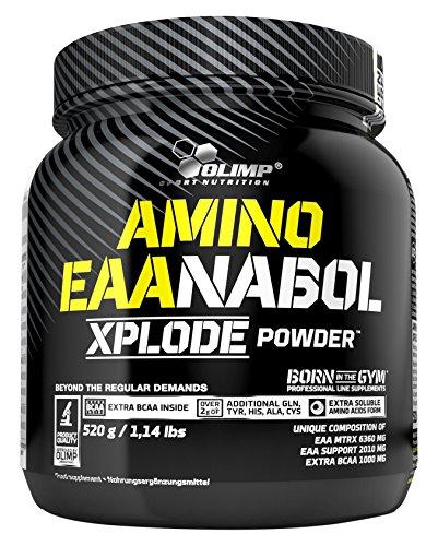 Olimp Sport Nutrition Amino EAAnabol Xplode Powder Orange 520G