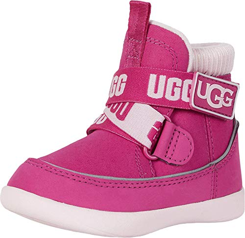 UGG Kids' Tabor Ankle Boot, Fuchsia, 11 M US Little Kid