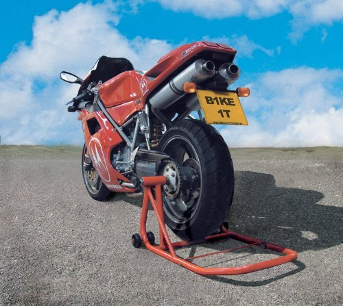 BIKETEK Seiten-Fahrerlager-Ständer für Ducati 1098–Mai 07/MV Agusta 42mm