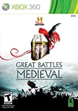 History Great Battles Medieval - Xbox 360 by Maximum Games