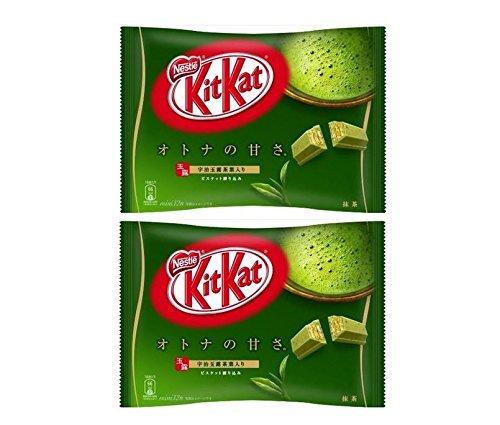 Nestle ネスレ日本 キットカット 抹茶 kitkat Matcha(green tea) 12枚×2袋セット