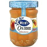 Hero - Diet - Confitura de Melocotónes 280 gr - Pack de 6 (Total 1680 grams)