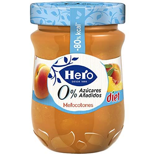 Hero Dieta marmellata di pesche 0% zuccheri aggiunti - 280 gr.