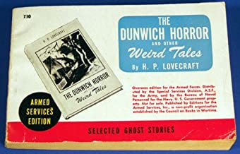 The Dunwich horror and other weird tales (Armed Services edition)