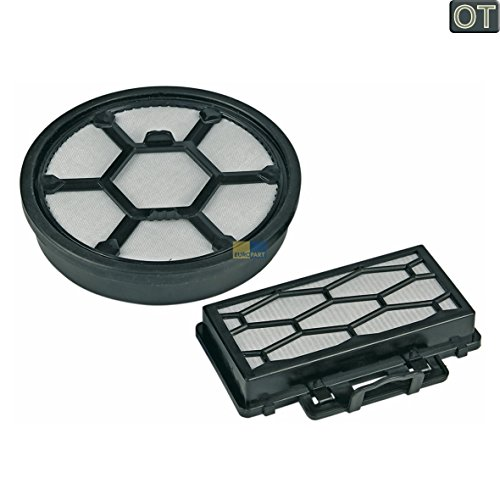 Dirt Devil Filterset aus Motorschutzfilter + Abluftfilter für DD2820 - Nr.: 2820001