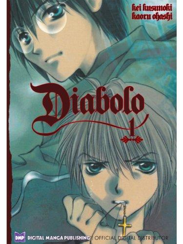 Diabolo Vol. 1 (Shonen Manga) (English Edition)