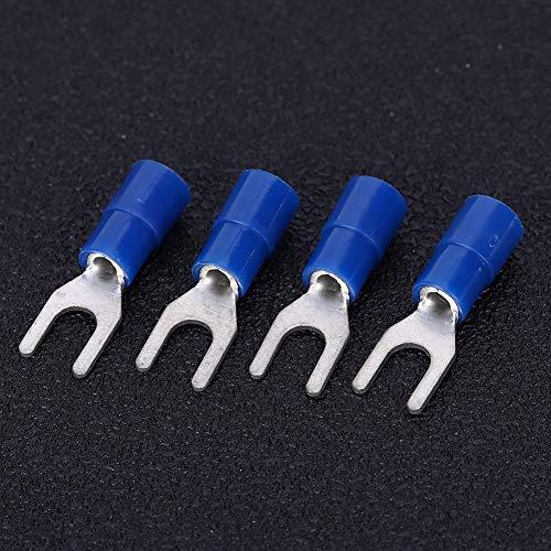 Klemmensatz, Isolierhülsen mit verschiedenen Farben, kaltgepresste Klemme, für elektrotechnische Elektrogeräte