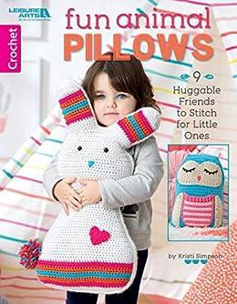 Crochet fox pillow   Etsy   334x260