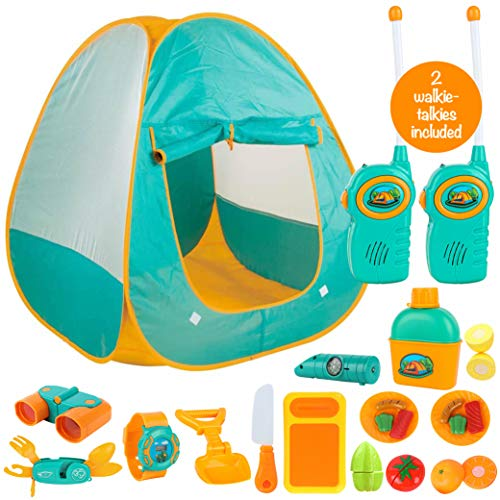 ToyVelt Kids Camping Tent Set -Includes...