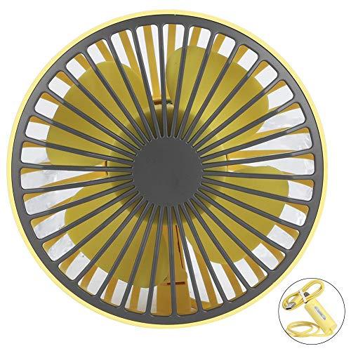 Ventilador de refrigeración del motor del radiador, 5V 5W 360 grados Ventilador...