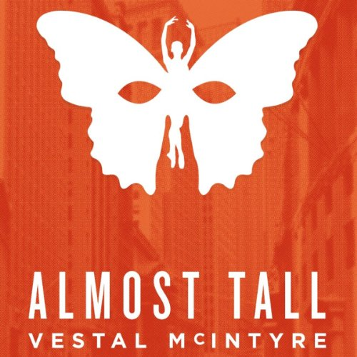 Almost Tall audiobook cover art