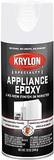 Krylon, White, Sherwin Williams K03201 Appliance Epoxy, 12 oz