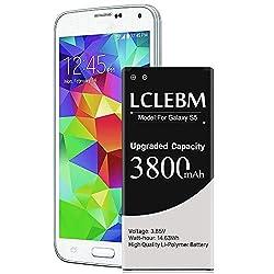 Image of Galaxy S5 Battery 3800mAh...: Bestviewsreviews